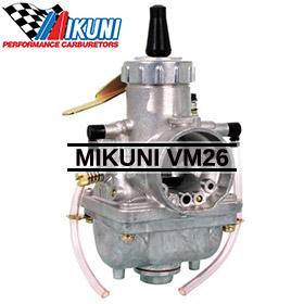 Mikuni VM26